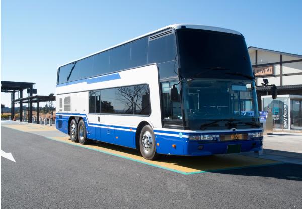 バスロケ「バス予報」対応バス バスロケ「バス予報」高速バス
